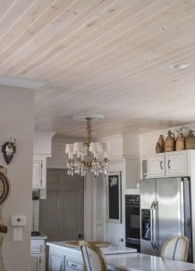 Amazing Wooden Ceiling Design 21