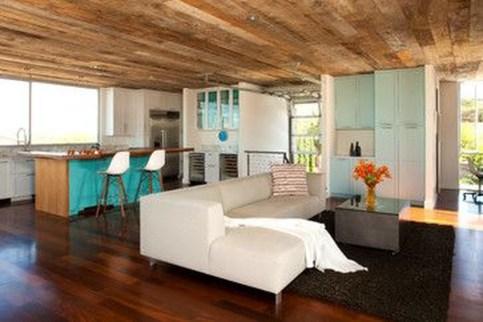 Amazing Wooden Ceiling Design 29