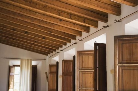Amazing Wooden Ceiling Design 31