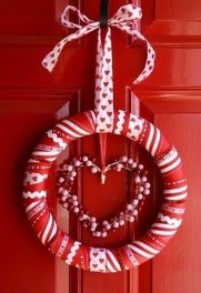 Awesome Front Door Ideas For Valentine04