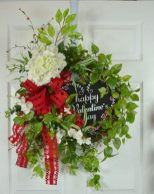 Awesome Front Door Ideas For Valentine19