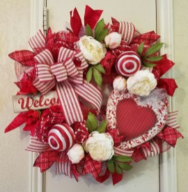 Awesome Front Door Ideas For Valentine21