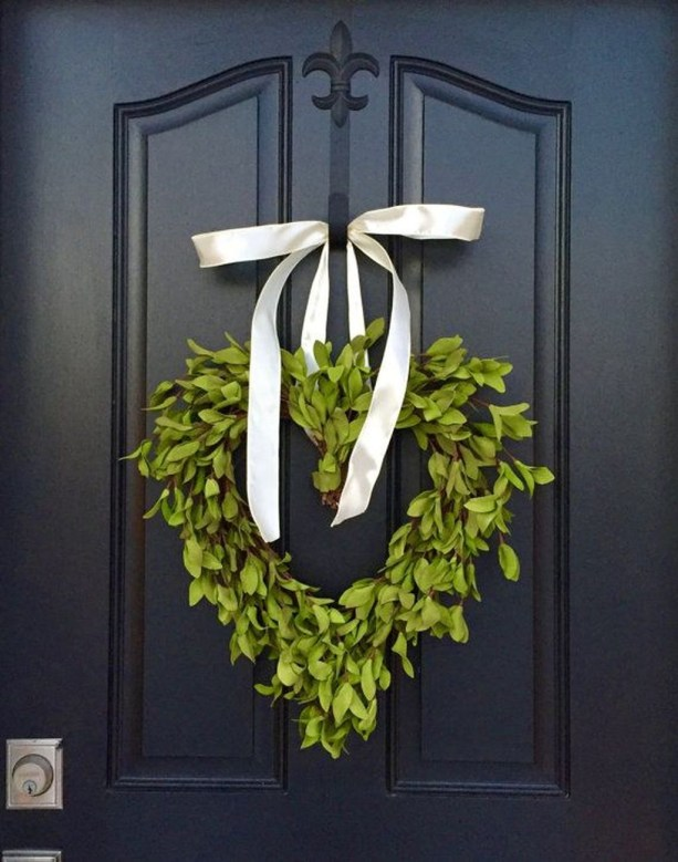 Awesome Front Door Ideas For Valentine35
