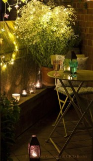 Awesome Rustic Balcony Garden01