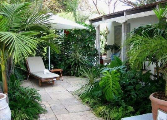 Awesome Rustic Balcony Garden30