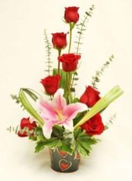 Beautiful Flower Decoration Ideas For Valentine13