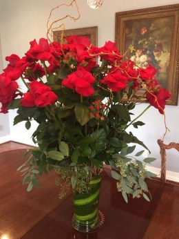 Beautiful Flower Decoration Ideas For Valentine24
