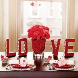 Beautiful Flower Decoration Ideas For Valentine27