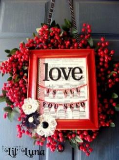 Beautiful Flower Decoration Ideas For Valentine35