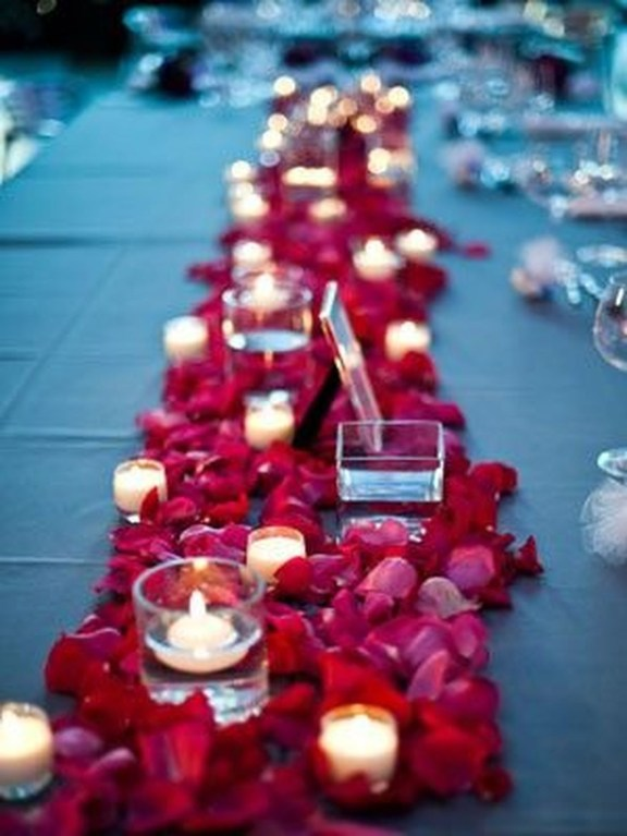 Inspiring Valentine Centerpieces Table Decorations15