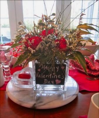 Inspiring Valentine Centerpieces Table Decorations30
