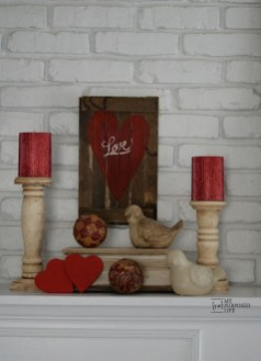 Inspiring Valentine Indoor Decoration35