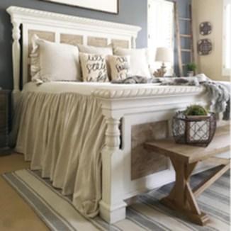 Inspiring Vintage Bedroom Decorations10