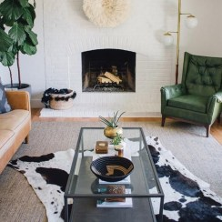 Lovely Fireplace Living Rooms Decorations Ideas01