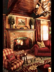 Lovely Fireplace Living Rooms Decorations Ideas04
