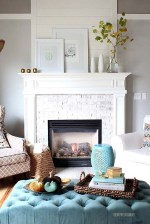 Lovely Fireplace Living Rooms Decorations Ideas10