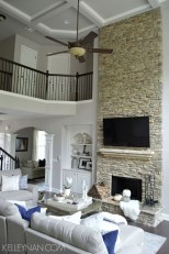 Lovely Fireplace Living Rooms Decorations Ideas37