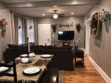 Lovely Roses Decor For Living Room16