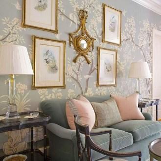 Lovely Roses Decor For Living Room20