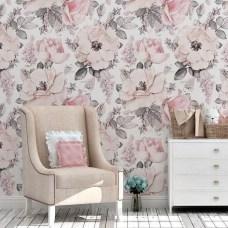 Lovely Roses Decor For Living Room29