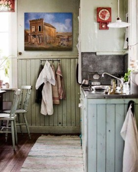 Lovely Western Style Kitchen Decorations01
