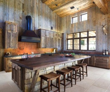 Lovely Western Style Kitchen Decorations14