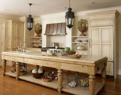 Lovely Western Style Kitchen Decorations25