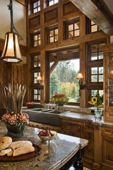 Lovely Western Style Kitchen Decorations29
