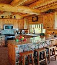 Lovely Western Style Kitchen Decorations35