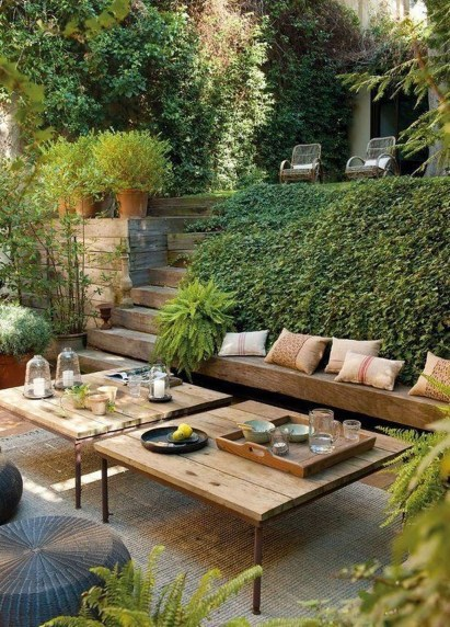 Modern Patio On Backyard Ideas10