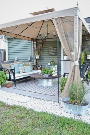 Modern Patio On Backyard Ideas11