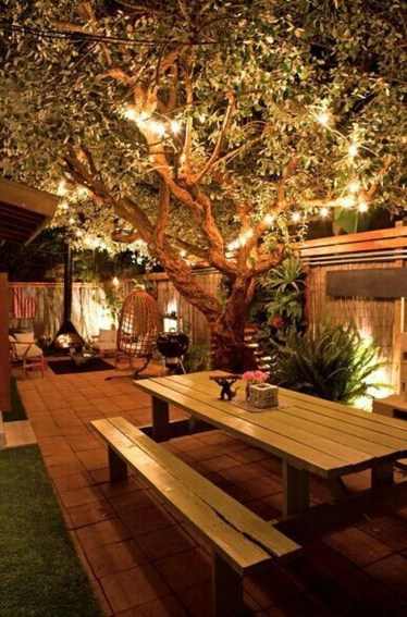 Modern Patio On Backyard Ideas14