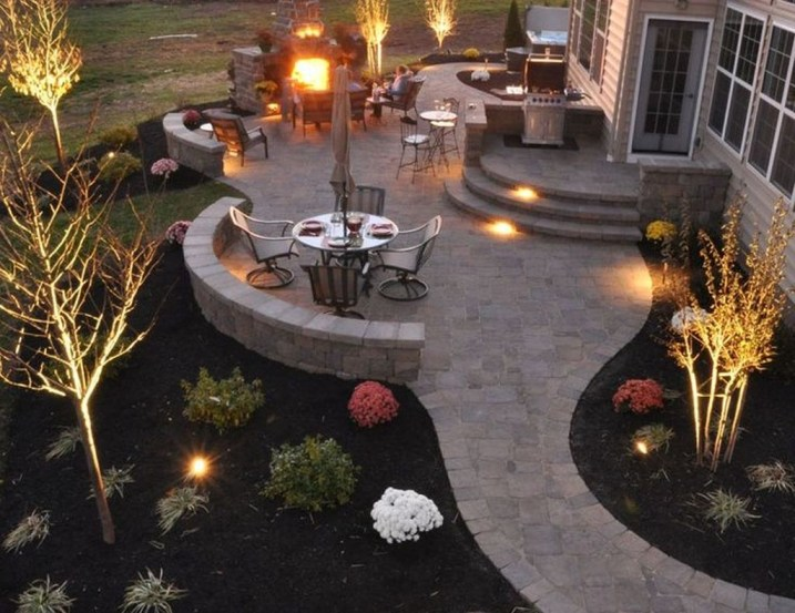 Modern Patio On Backyard Ideas28