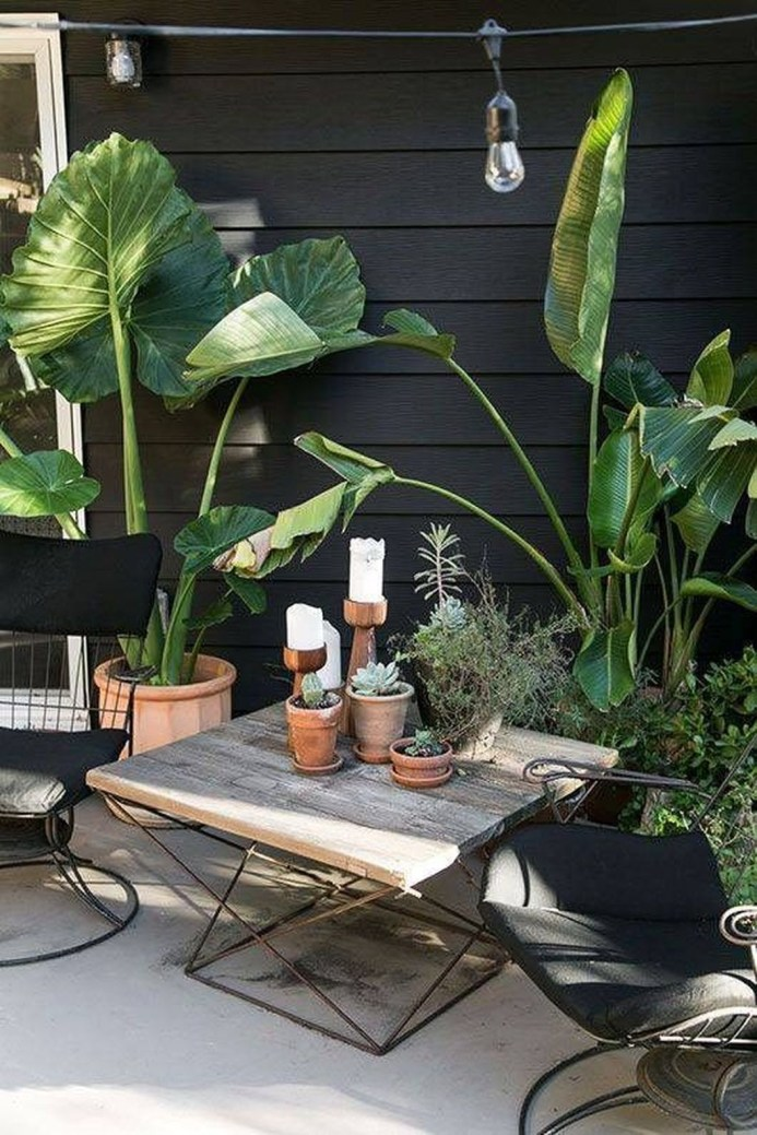 Modern Patio On Backyard Ideas33