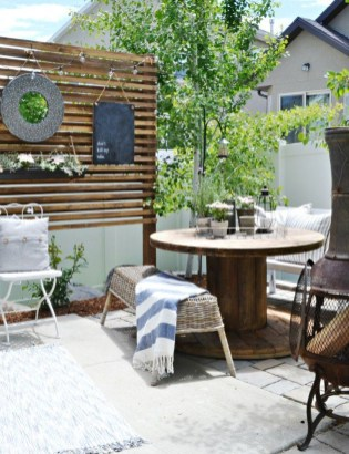 Modern Patio On Backyard Ideas44