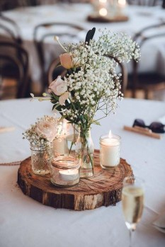 Amazing Diy Ideas For Fresh Wedding Centerpiece29