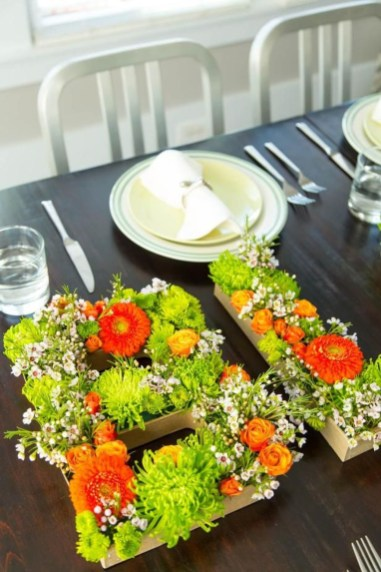 Amazing Diy Ideas For Fresh Wedding Centerpiece35