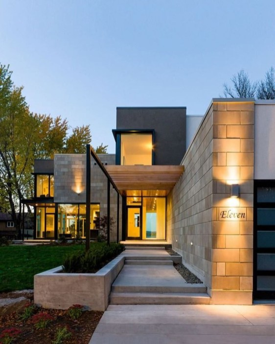 Amazing Home Exterior Design Ideas33