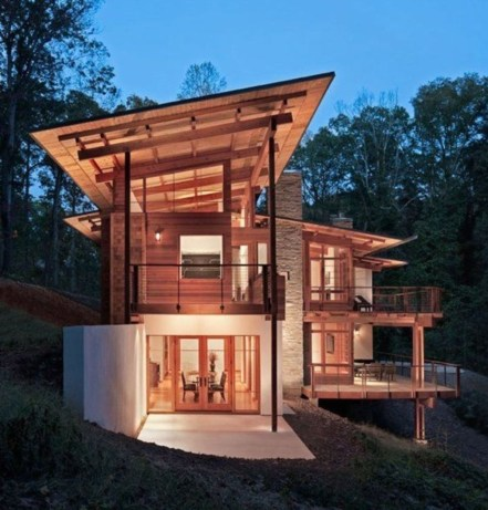 Amazing Modern Home Exterior Designs13