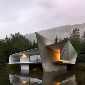 Amazing Outstanding Contemporary Houses Design27