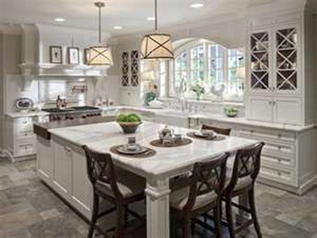 Amazing Traditional Kitchen Designs For Your Kitchen Renovation02
