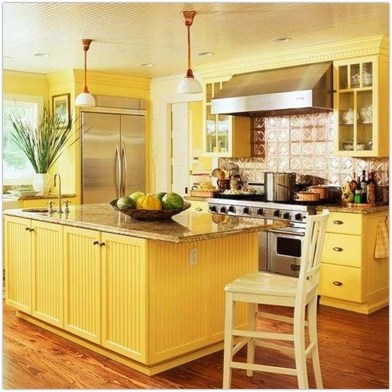 Amazing Traditional Kitchen Designs For Your Kitchen Renovation16