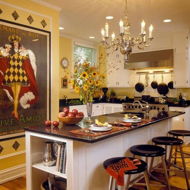 Amazing Traditional Kitchen Designs For Your Kitchen Renovation34