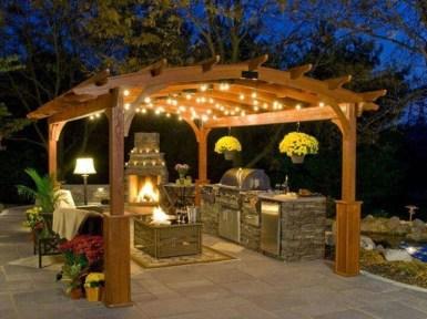 Amazing Traditional Patio Setups For Your Backyard22