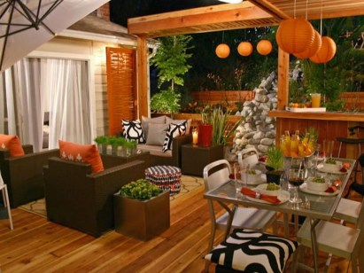 Amazing Traditional Patio Setups For Your Backyard25