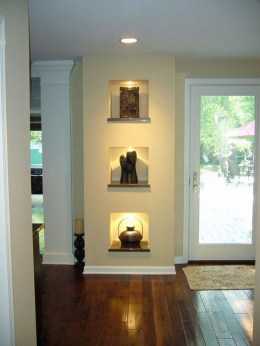 Amazing Wall Storage Items For Your Contemporary Living Room05