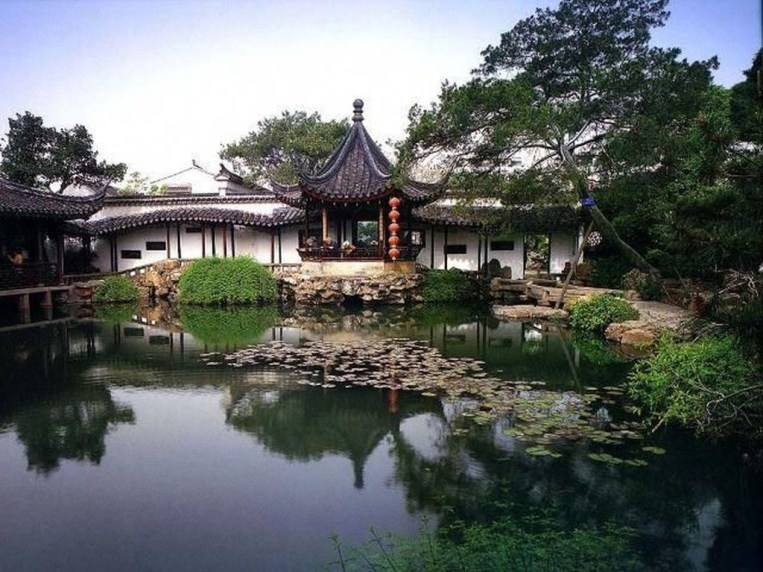 Amazing Zen Inspired Asian Landscape Ideas24