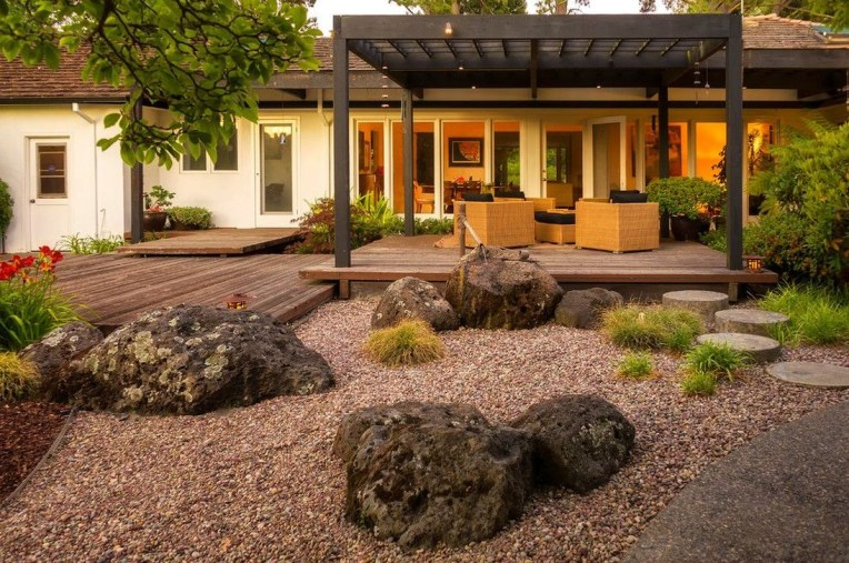 Amazing Zen Inspired Asian Landscape Ideas43