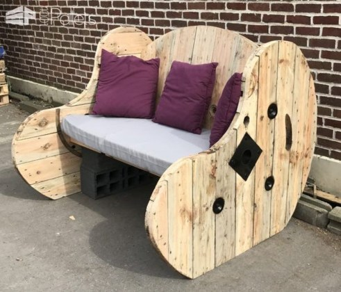 Awesome Diy Pallet Projects Design25