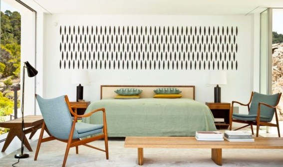 Beautiful Vintage Mid Century Bedroom Designs01